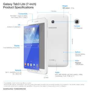 Galaxy-Tab3-Lite-specification